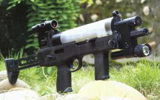 Пистолет-пулемёт Chang Feng (Китай)