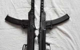 Пистолет-пулемёт ППС-43 (Россия)