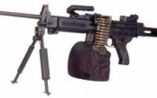 Единый пулемет Negev (Израиль)