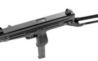 Пистолет-пулемёт Star Z84 (Испания)