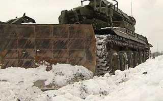Саперный танк «Pionierpanzer 2» (Германия)
