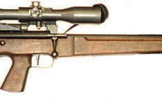 Снайперская винтовка ОЦ-48 (Россия)
