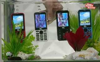 Как спасти утонувший смартфон