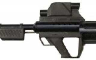 Боевое ружьё Pancor Jackhammer (США)
