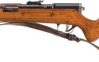 Пистолет-пулемёт «MP-34» (Германия)