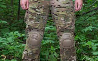 Тактические штаны Crye-Precision Combat Pants Gen.3