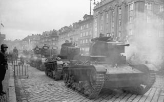 Польша. Начало Второй Мировой войны