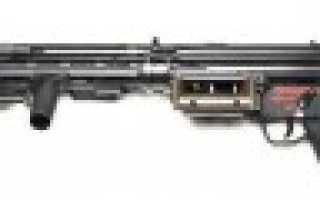 Снайперская винтовка HK G8 (Германия)