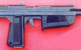 Пистолет-пулемёт PM-63 / Wz.63 (Польша)