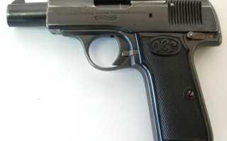 Walther Modell 4: пистолет, с которого началась современная история компании Walther