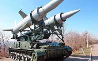 Самоходная станция наведения ракет 1С32 комплекса ЗРК 2К11 «Круг» (СССР)