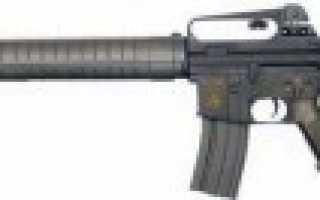 Штурмовая винтовка Type 65 (T65) (Тайвань)