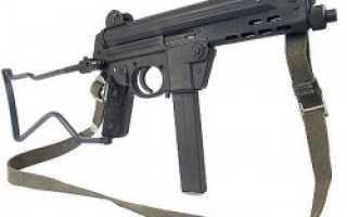 Пистолет-пулемёт Walther MPK / Walther MPL (Германия)
