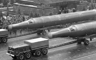 Ядерное оружие. Советский диафильм 1968 года
