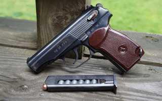 Пистолеты ПММ-12 и ПММ (Россия)