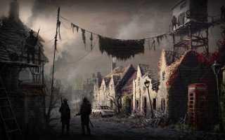 Город после БП: Патрулирование и контроль территории