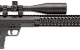 Снайперская винтовка DTA HTI (США)