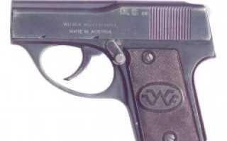 Пистолет Little Tom (Австрия)