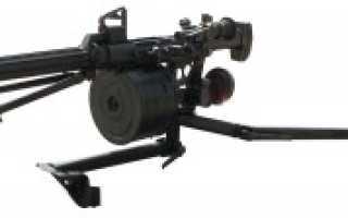 Автоматический гранатомёт W87 / QLZ-87 (Китай)
