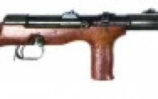 Пистолет-пулемёт Erma EMP-35 (Германия)