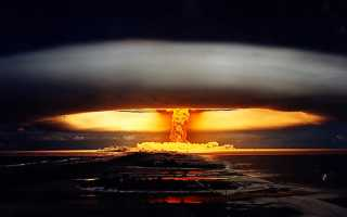 Как восстанавливается жизнь после ядерного взрыва