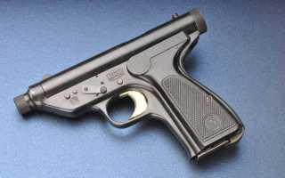 Гражданский автоматический пистолет-пулемёт Леркера