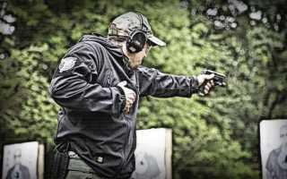 О короткоствольном оружии и тренировках с пистолетом