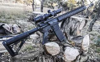 Автоматическая винтовка Colt Competition PRO CRP-18 (США)