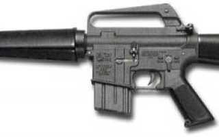 Карабин Colt CAR-15 (США)