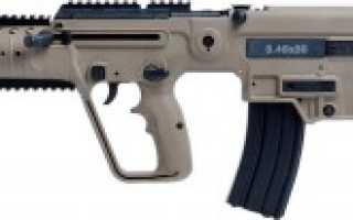 Штурмовая винтовка IWI X95 (Израиль)