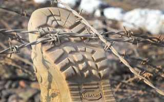 Военная обувь: 8 моделей армейских ботинок на все случаи жизни