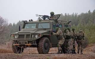 АСН-233-115 «Тигр»: тест-драйв бронеавтомобиля «вежливых людей»