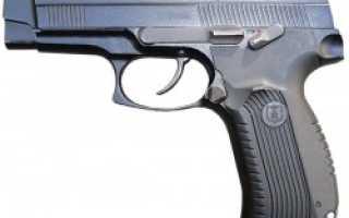 Пистолет Ярыгина / 6П35 ПЯ / MP-443 «Грач» (Россия)