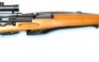 Снайперская винтовка ZfK-55 (Швейцария)