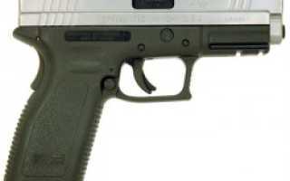 Пистолет HS-2000 / Springfield XD (Хорватия)