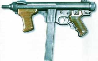 Пистолет-пулемёт Beretta M12 (Италия)