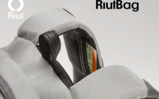 RiutBag — рюкзак, из которого ничего не украсть