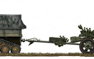 Артиллерийский тягач АТ-П (СССР)