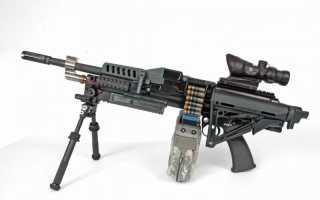 Штурмовое ружьё MFS (США)
