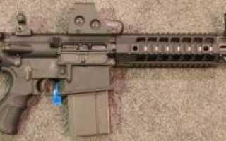 Снайперская винтовка SIG 716 Precision Sniper (США)