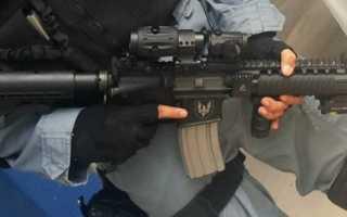 Автоматическая винтовка NEA-15 (Канада)