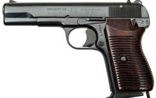 Пистолет Mod.58 «Tokagypt» (Венгрия)