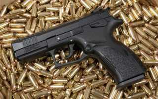 Пистолет Grand Power K100 (Словакия)
