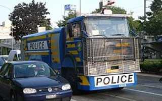 Как работает полиция в Швейцарии