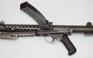 Пистолеты-пулемёты Sterling (Великобритания)