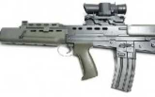 Автоматическая винтовка SA80 / L85A1 (Великобритания)