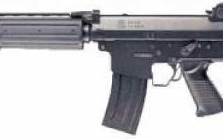 Автоматическая винтовка FN FNC (Бельгия)