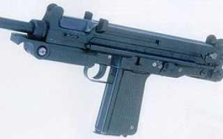 Пистолет-пулемёт PM-84 Glauberyt (Польша)