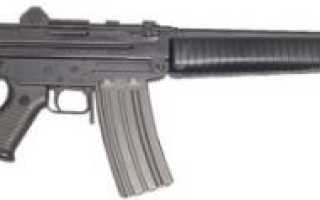 Штурмовая винтовка Beretta AR-70/223 (Италия)
