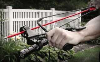 Рогатка для стрел: оружие для выживания и охоты, или игрушка?